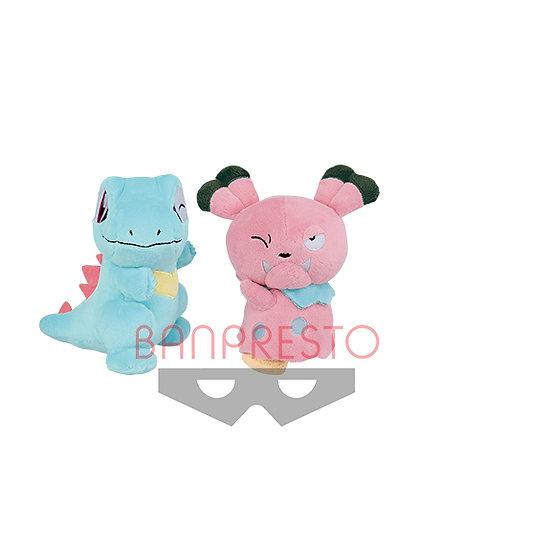 Pokemon Snubbull 14,5 cm