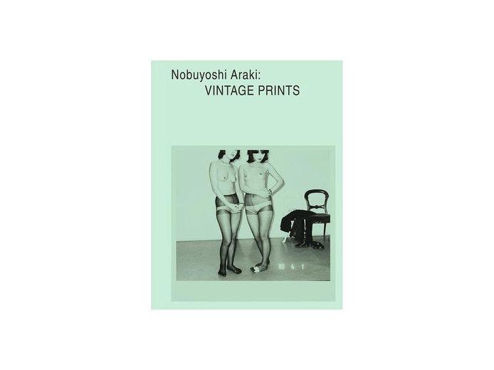 Nobuyoshi Araki 'Vintage Prints'