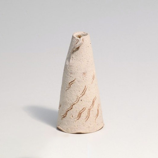 Shigaraki Ware Flower Vase Wave
