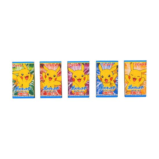 Pokemon Chewing Gum