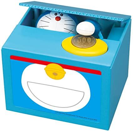 Doraemon Electronic Coin Bank