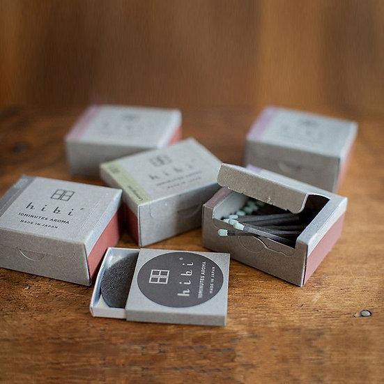 Hibi 10 Minutes Aroma / Regular Box