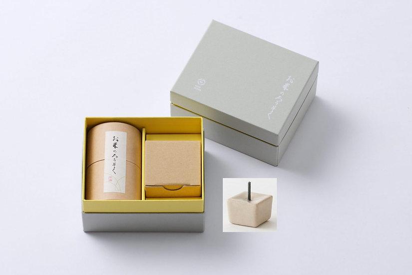 Daiyo Rice Wax Candle Gift Box
