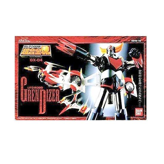 Goldorak 'Soul of Chogokin' GX-04 Grendizer