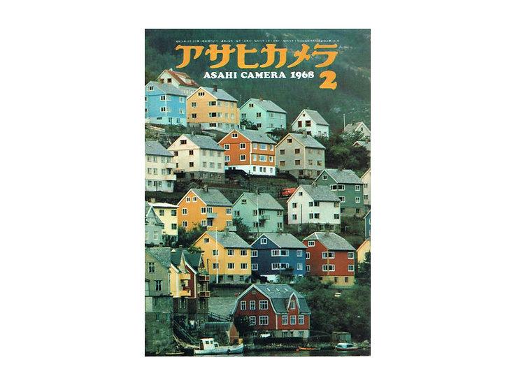 Asahi Camera Magazine February 1968