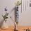 Thumbnail: Shigaraki Ware Hechimon Mini Flower Vase