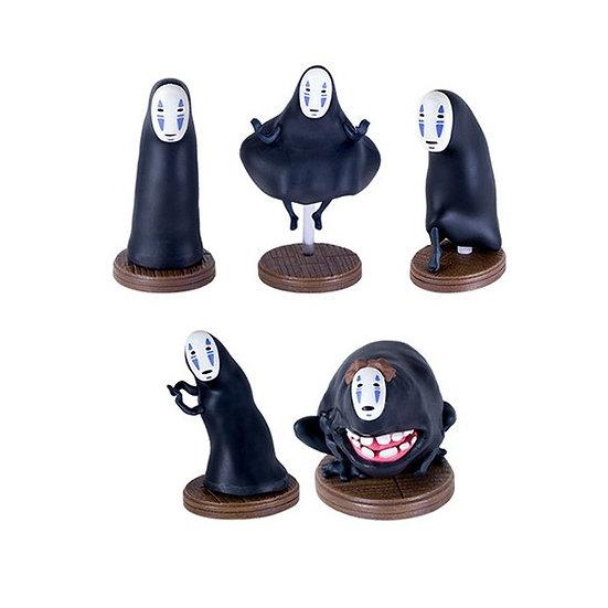 Studio Ghibli figures No Face 'Spirited Away'