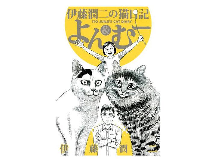 Junjo Ito 'Ito Junjo's Cat Diary' Japanese Manga