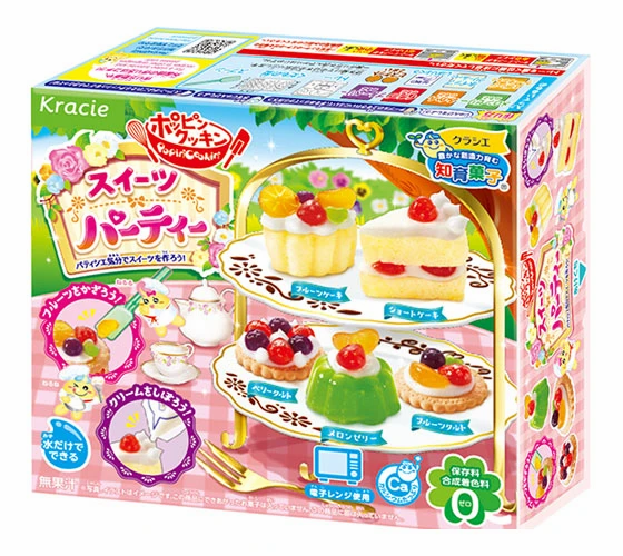 DIY Candy Popin Cookin Sweets Party