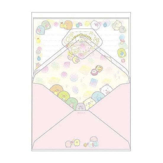 Sumikko Gurashi Letter Set