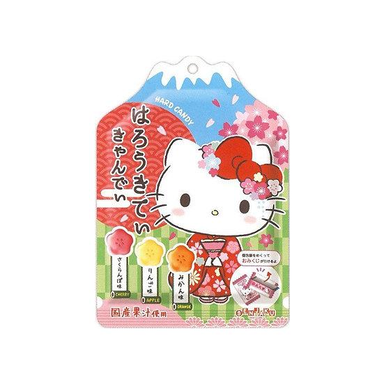 Hello Kitty Hard Candy + Sticker