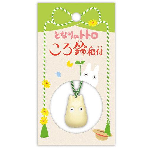 Studio Ghibli 'My Neighbour Totoro' Bell Netsuke Chibi Totoro