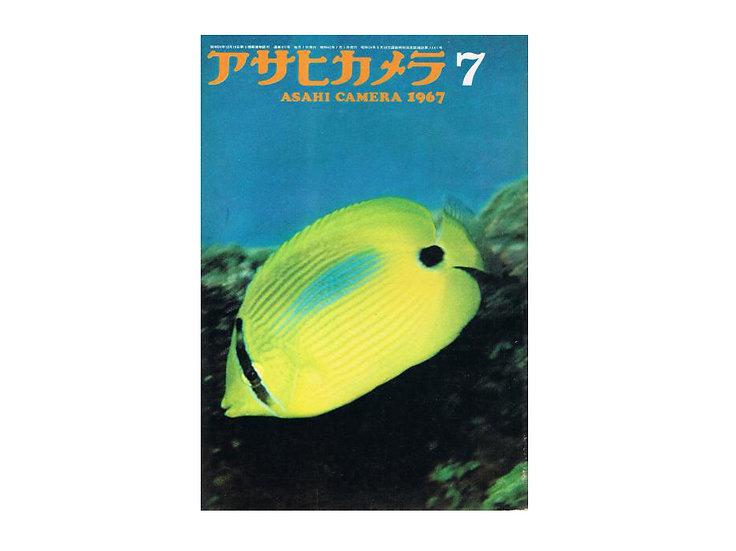 Asahi Camera Magazine July 1967
