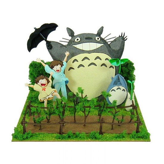 Miniatuart Kit Studio Ghibli 'My Neighbour Totoro' Dondoko Dance
