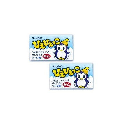 Pinguin Chewing Gum