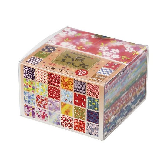 Chiyogami Origami Paper 360 sheets