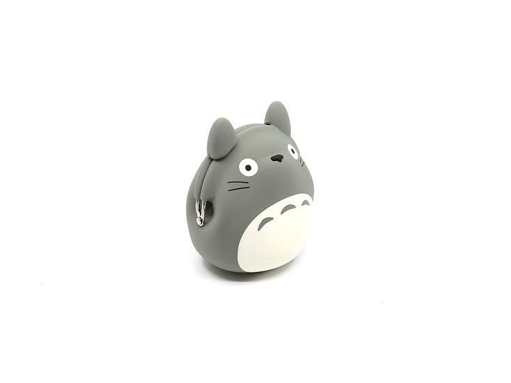 Ghibli 3D POCHI FRIENDS p+g design Totoro silicon coin purse