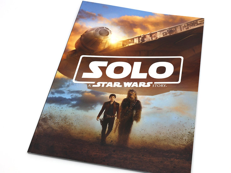Cinebook 'Solo - A Star Wars story'