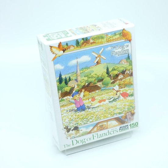 Dog Of Flanders / Medium Puzzle 150pc