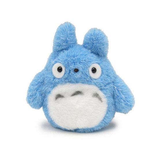Studio Ghibli 'My Neighbor Totoro' Fluffy Beanbag Totoro Blue