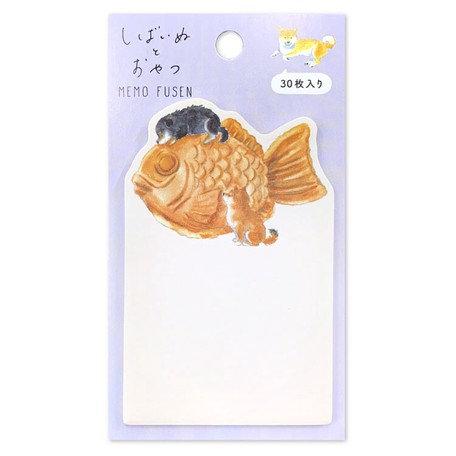 Taiyaki Sticky Note