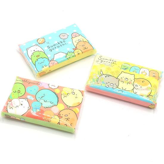Sumikko Gurashi Pocket Tissues