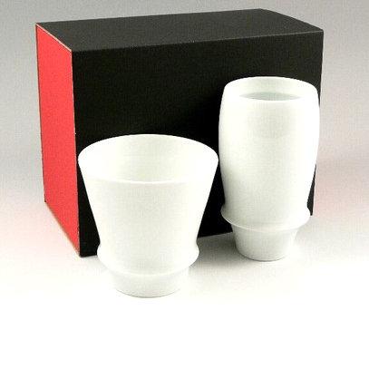 Arita Ware Takumi no Kura  Gift Set with Shochu & Beer Glass