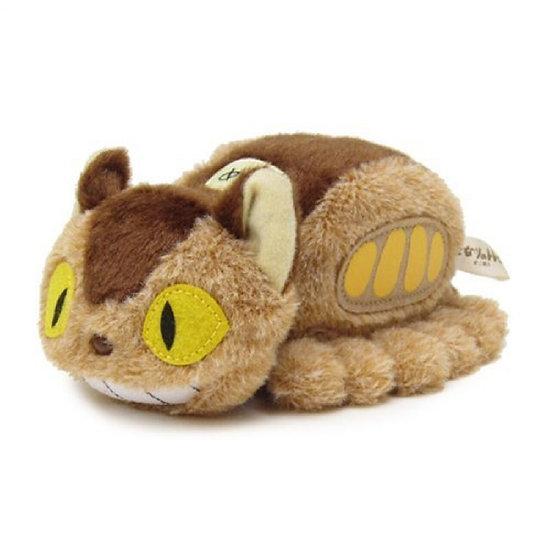 Studio Ghibli 'My Neighbor Totoro' Fluffy Beanbag Catbus
