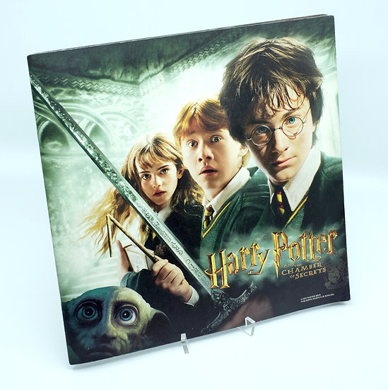 Cinebook 'Harry Potter & The Chamber of secrets'
