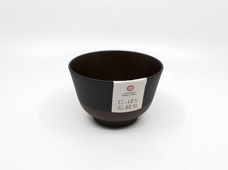 Miso/Soup Bowl Japan Traditional (Microwave Safe)