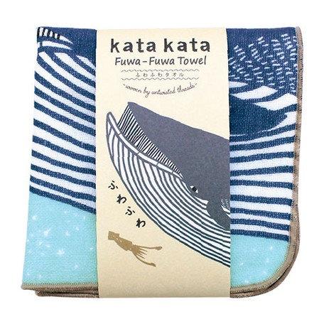 Kata Kata Handkerchief Blue Whale