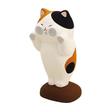 Ceramic Ornament Mike Cat