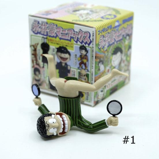"""Go Nagai """"Ecchi Maniacs"""" figures - Harenchi Gakuen (ハレンチ学園"""