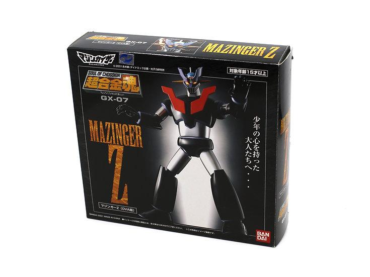 Mazinger Z 'Soul of Chogokin' GX-07