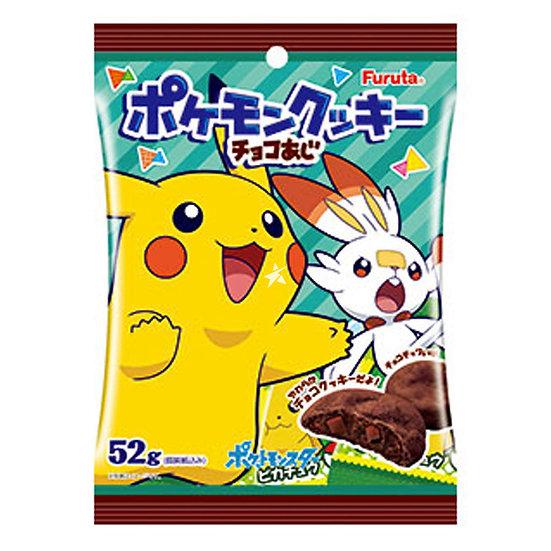 Furuta Pokemon Cookies