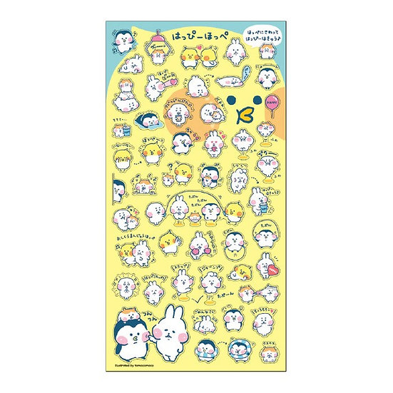 Mind Wave PuchiPuchi Cheek Sticker