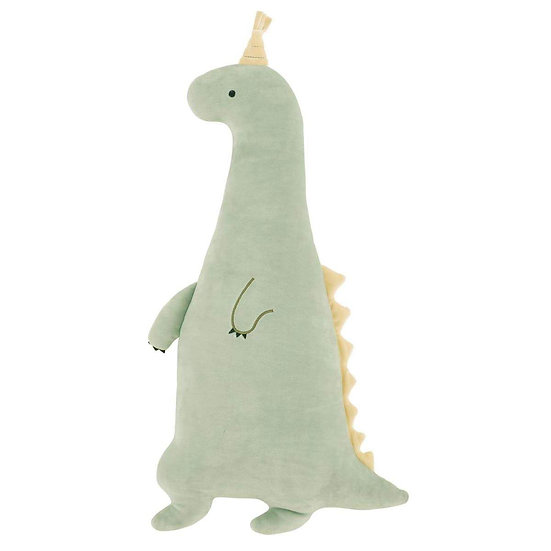 Roomies Party Hug Pillow Dino S