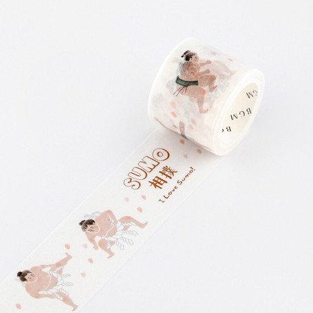 Washi Tape Sumo
