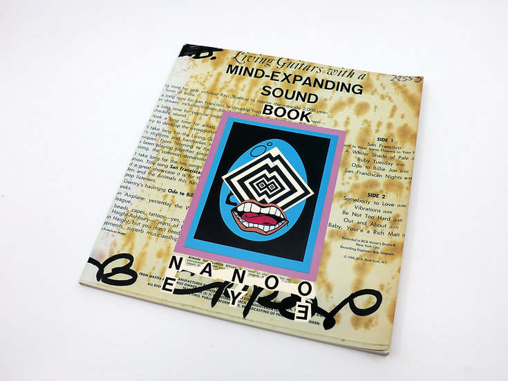 Yamatake Eye 'Mind Expanding Sound Book'