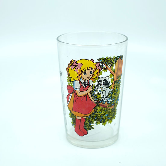 Candy / Verres Amora TOEI 1978 Antenne 2