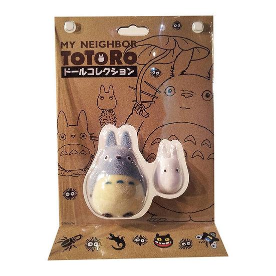 Sekiguchi Studio Ghibli My Neighbor Totoro Doll Collection mid & Small Totoro