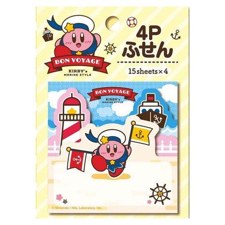 Kirby of the Stars Sticky Notes