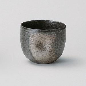 Shigaraki Ware Hechimon Smoked Multi Cup