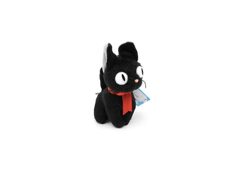 Ghibli 'Kiki's Delivery Service' Mascot Jiji sitting Keychain