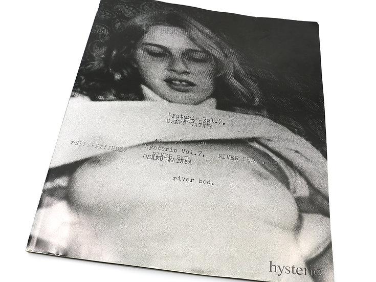 Hysteric Glamor vol.7 'Osamu Wataya River Bed'