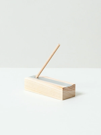 Shimanto Hinoki Forest Incense with Holder