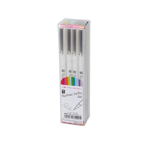 Rushon Petite 12color set Pastel