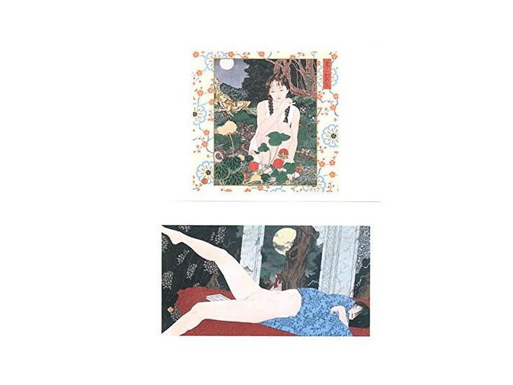 Takato Yamamoto Postcard Set 2 Span Art Gallery