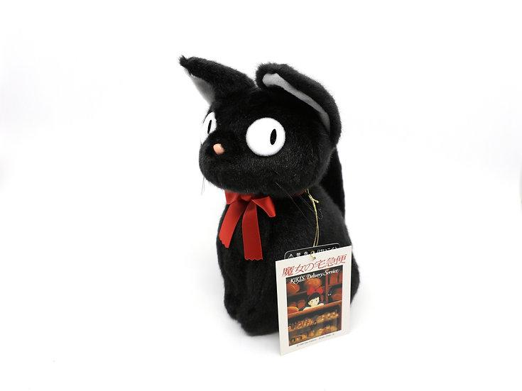Ghibli Plush 'Kiki's Delivery Service' Jiji sitting
