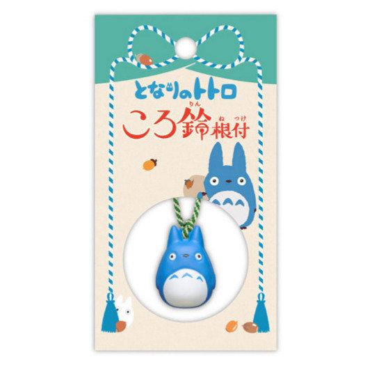 Studio Ghibli 'My Neighbour Totoro' Bell Netsuke Chu Totoro
